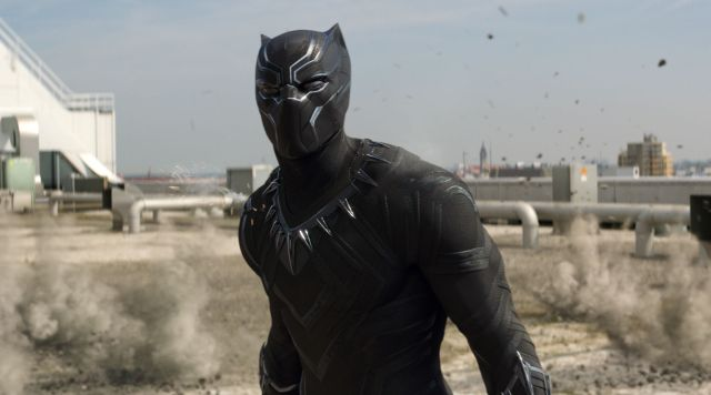 Black Panther Movie Set to Flashback to T'Challa's American Education