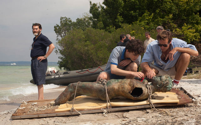 Sony Pictures Classics to Distribute Call Me by Your Name