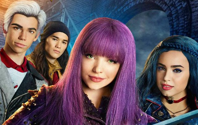 The New Descendants 2 Poster and Tease