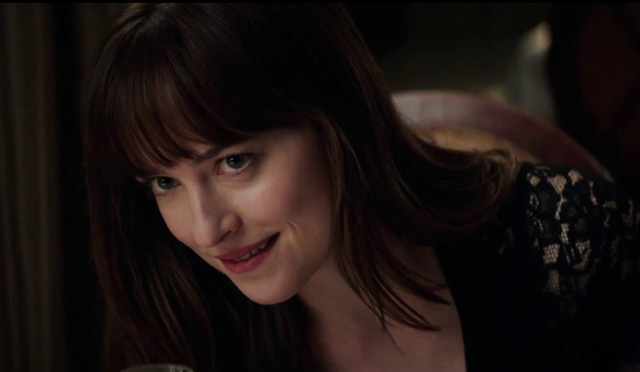 Date Night in a New Fifty Shades Darker Clip