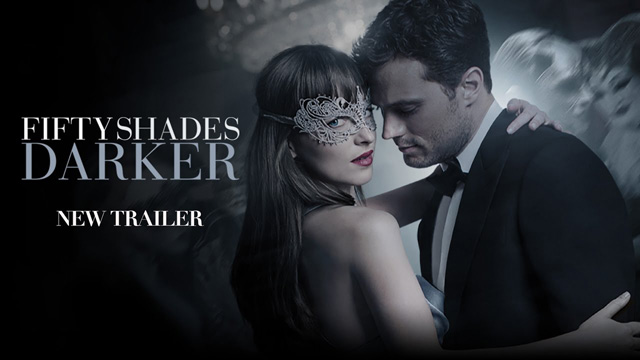 The New Fifty Shades Darker Extended Trailer!
