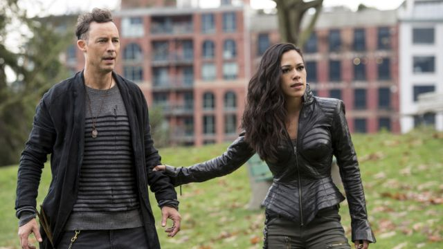 The Flash Dead or Alive Photos Featuring the Debut of Gypsy