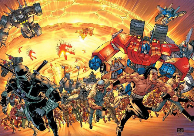 G.I. Joe 3 Was Meant to Crossover With Transformers