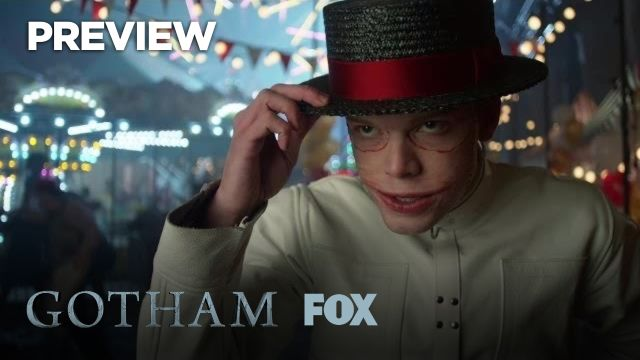 Bruce Confronts Jerome in New Gotham Promo