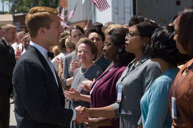 Hidden Figures Topping Four-Day Holiday, Rogue One Approaching $1B