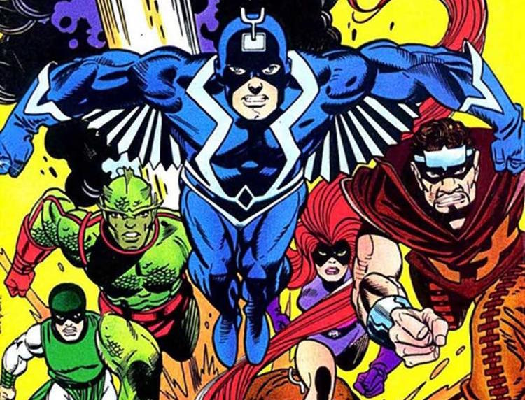 Roel Reine is set as the first Inhumans director. He'll helm the two-part IMAX pilot, set to hit the big, big screen this September for a two-week run.