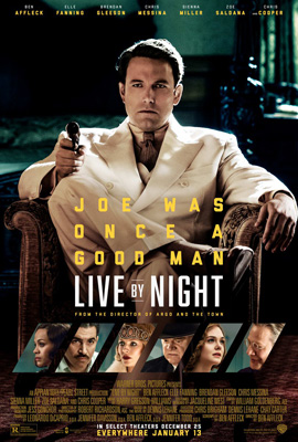 Live by Night Review at ComingSoon.net