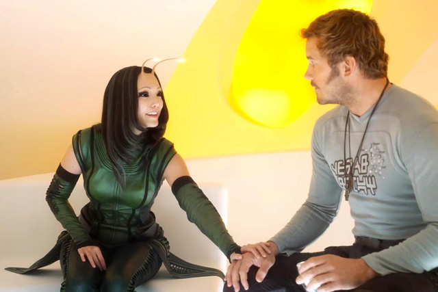 Guardians of the Galaxy's Mantis Joins Avengers: Infinity War