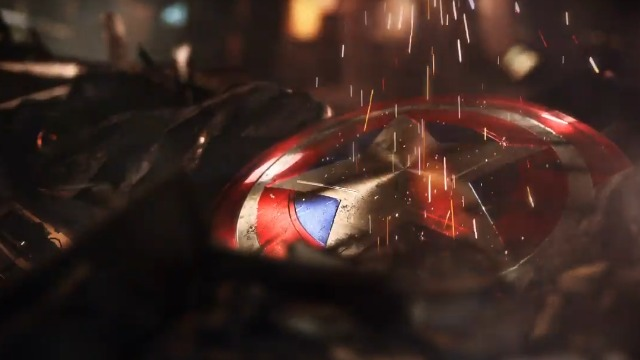 New Avengers Video Game Announced by Square Enix!