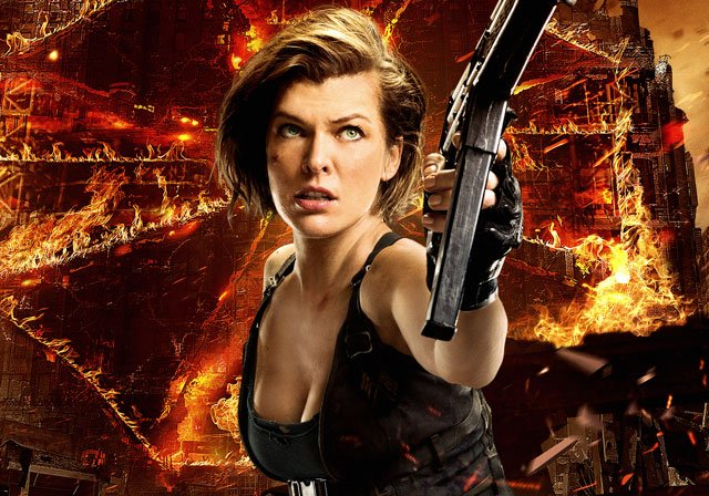 Resident Evil: The Final Chapter Set Report