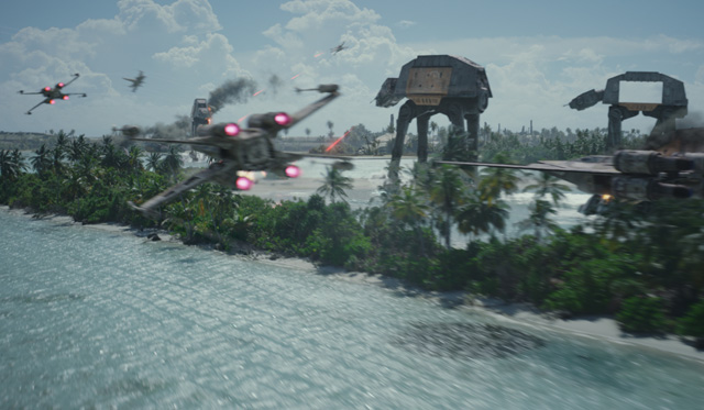 Rogue One: A Star Wars Story Passes the $800 Million Mark