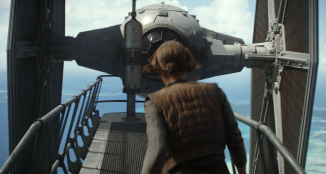 Rogue One Additional Photography Revealed by the Film's Editors