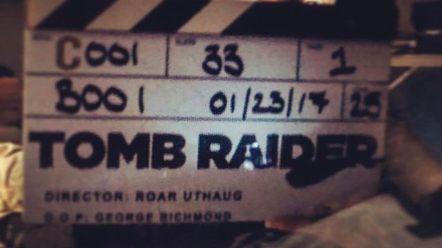 Production Officially Begins on the New Tomb Raider Movie!
