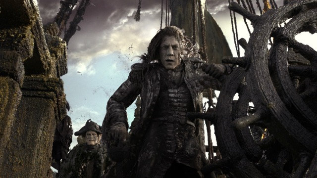 New Pirates of the Caribbean 5 Poster!