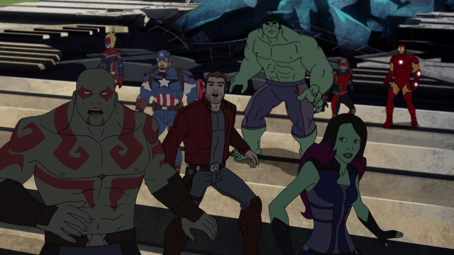 Marvel's Guardians of the Galaxy Season 2 Premiere Announced