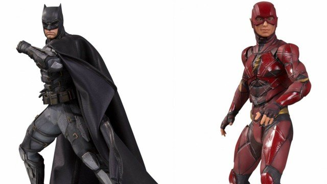 Toy Fair: Justice League Statues and Figures Revealed