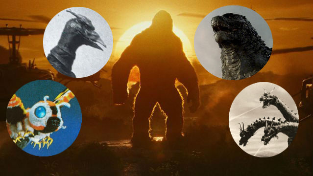 Skull Island Teaser Reveals King Kong Remake At Comic Con: Will Kong: Skull Island Feature A Teaser For Godzilla 2?