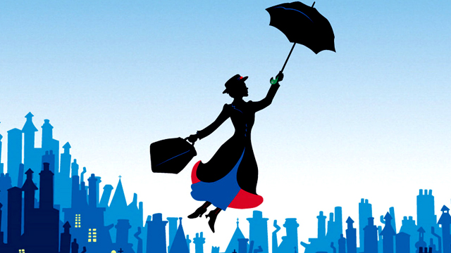 Mary Poppins Returns begins production!