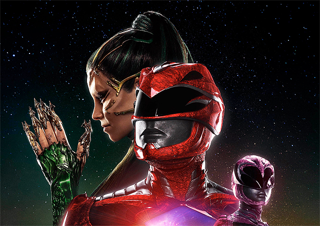 There is a 'six movie story arc' planned for the Power Rangers sequels