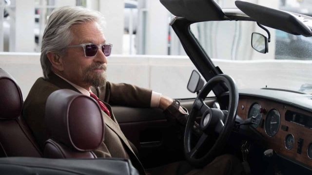 Michael Douglas Confirms He'll Be Back for Ant-Man and the Wasp