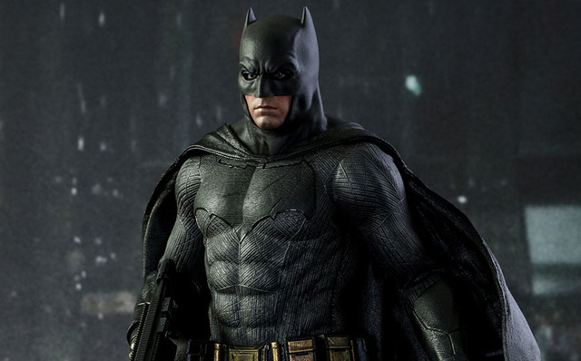 Suicide Squad Batman 1/6th Scale Collectible Figure from Hot Toys