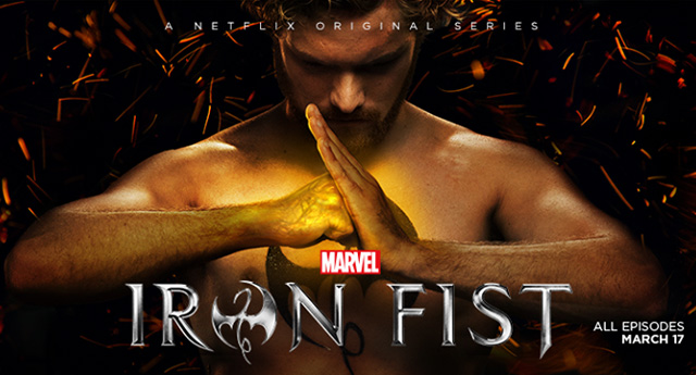 New Marvel S Iron Fist Images Debut Comingsoon Net