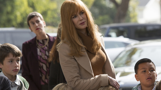 Let Nicole Kidman take you behind the scenes of HBO's Big Little Lies.