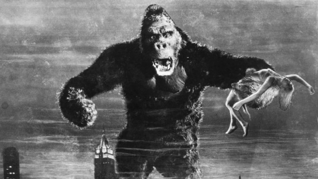 Before Warner Bros. and Legendary's Kong: Skull Island hits the big screen March 10, we're taking a look back at nearly a century of King Kong movies.