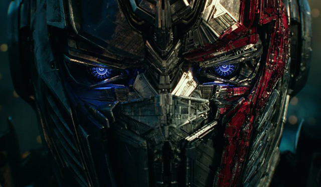 Extended Transformers: The Last Knight Super Bowl spot
