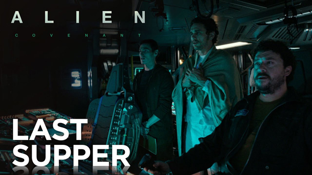 Watch the Official Alien: Covenant Prologue Film!