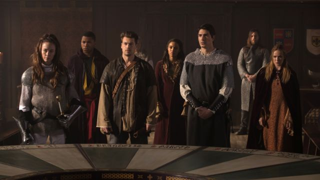 The Legends Join the Knights of the Round Table in Camelot/3000 Photos