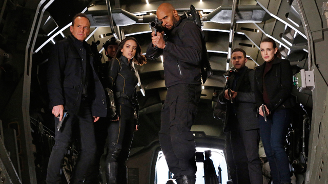 Take a look at this week's all-new Marvel's Agents of SHIELD,