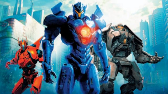 Get a First Look at Pacific Rim: Uprising's New Jaegers!