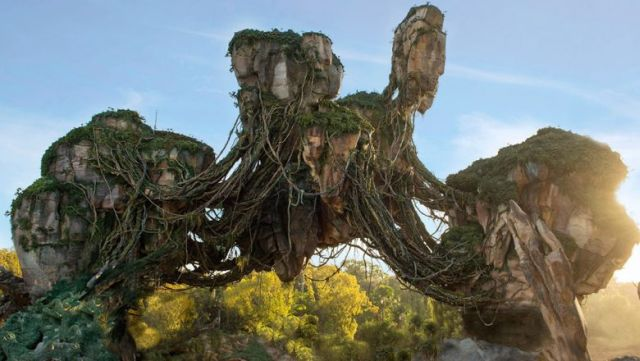A New Look at Pandora - The World of Avatar