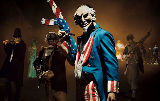 Warning: The Next Purge Will Take Place on July 4, 2018