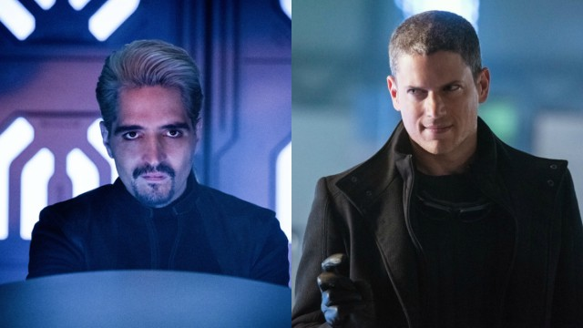 Abra Kadabra and Doomworld Photos Debut for The Flash and Legends of Tomorrow