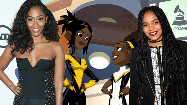Meet the latest additions to the Black Lightning cast. Are you enjoying the Black Lightning cast so far?