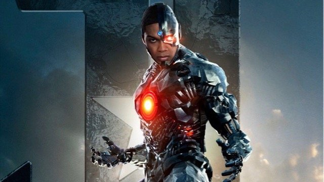 Cyborg Justice League Teaser and Poster