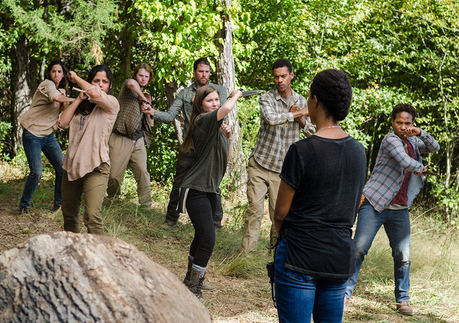 The Walking Dead Episode 714 Recap and Preview for Next Week