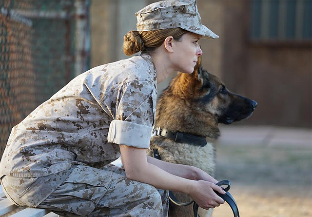 Kate Mara in the Megan Leavey Trailer and Poster