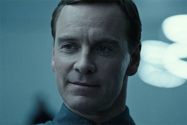 Meet Walter in Alien: Covenant Promo - He's Not Creepy At All