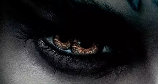 The Mummy Poster Features Sofia Boutella's Creepy Eyes