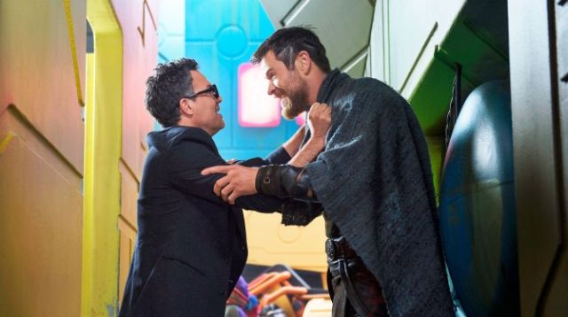 First Thor: Ragnarok Photos Reveal Bruce Banner, Grandmaster