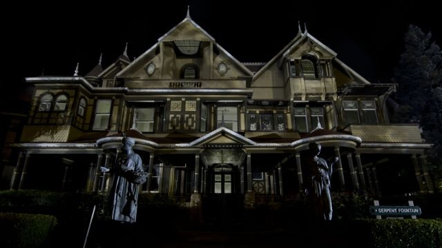 Production Begins On The Winchester Mystery House Movie