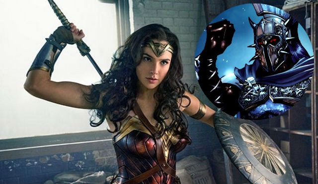 How Ares Factors into the Wonder Woman Movie
