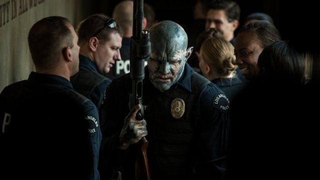 Bright Photos: Meet Nicolas Jakoby, LA's First Orc Police Officer