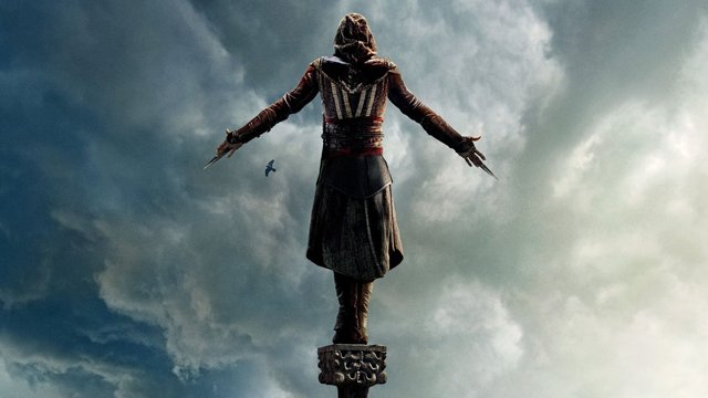 Assassin's Creed hits Blu-ray and DVD March 21.
