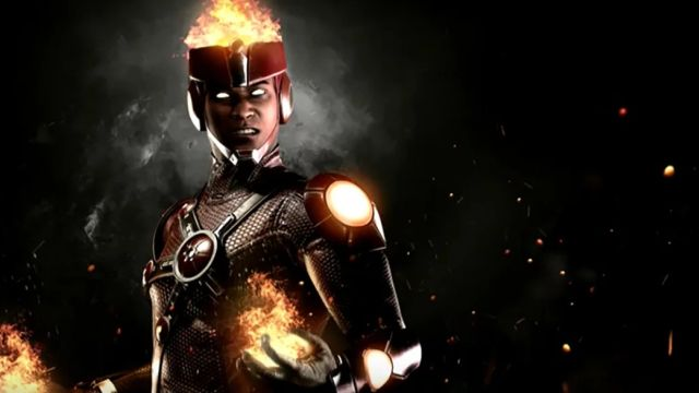 Injustice 2: Firestorm Confirmed for the Fighting Sequel
