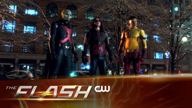 Some DC Heroes Meet for the First Time in New Clip from The Flash