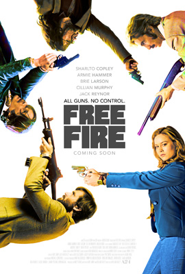 Free Fire Review at ComingSoon.net